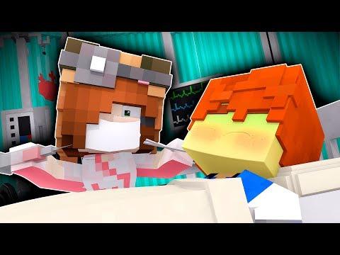 Minecraft Daycare - NURSE TINA !? (Minecraft Roleplay)