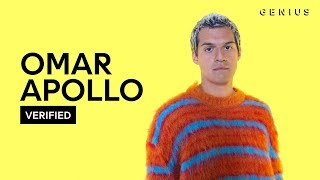 "Omar Apollo ""Kickback"" Official Lyrics & Meaning 