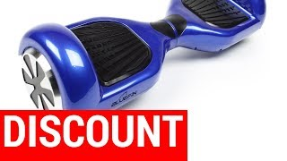 Segway Hoverboard With Bluetooth Speakers | Black Friday 2017