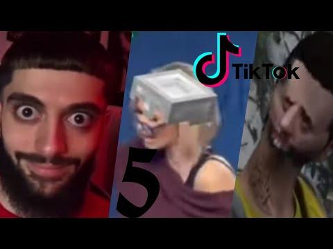 рандомные ржачные клипы из тиктока часть 5