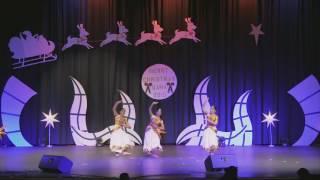 Awsome Super Classical Fusion Dance  Dance of Delight Gama Atlanta 2015 Grand Finale