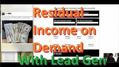 How to start a Lead Generation Business & Make 6-7 Figures