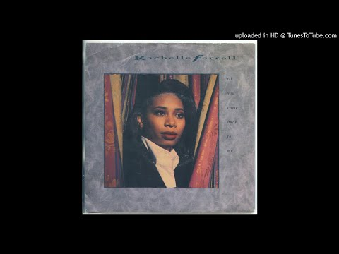 Rachelle Ferrell - 'Til You Come Back To Me (Instrumental)
