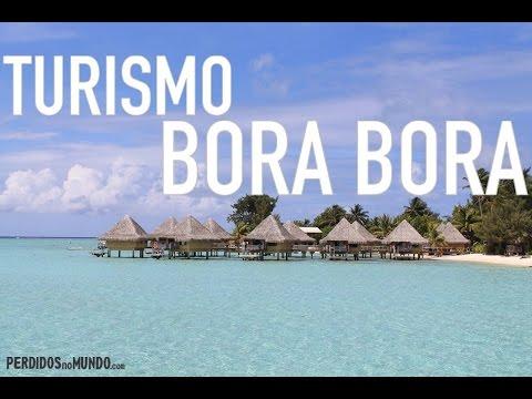 Dicas de turismo em Bora Bora - Polinésia Francesa #GoPro