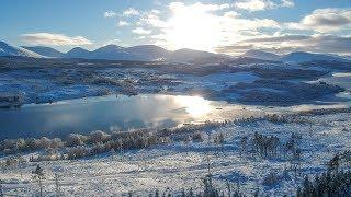 Road Trip: Scottish Highlands in Winter Snow (7 Days in Scotland)