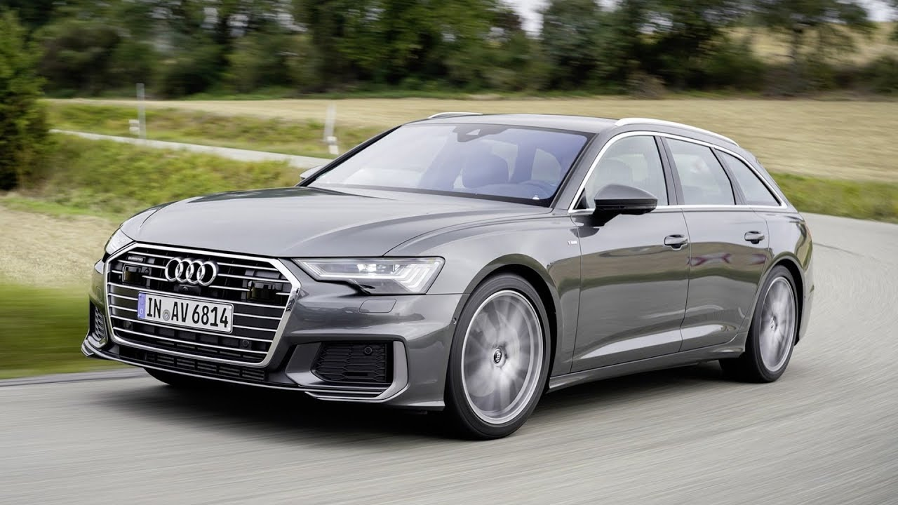Audi A6 Avant 2018 >> Audi A6 Avant 2018 Car Review