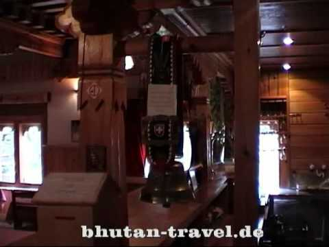 das Standardhotel Swiss Guesthouse in Bumthang Jakar Bhutan