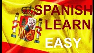 SPANISH LEARN EASY/Customs /Entering country/Passport control