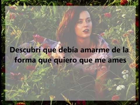 Katy Perry - Love me [TRADUCIDO AL ESPAÑOL]