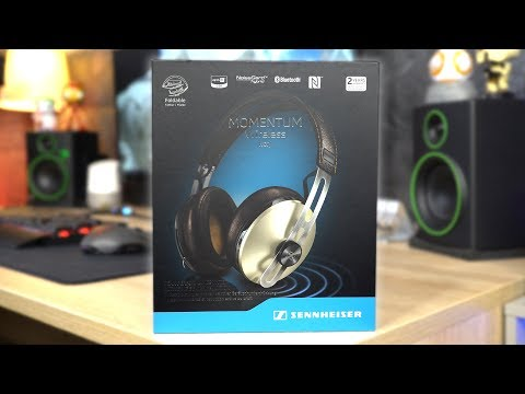 Sennheiser Momentum Wireless - Déballage