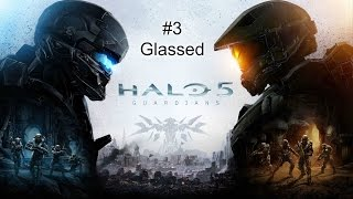Halo 5 Guardians Heroic Speed Run: Mission 3: Glassed