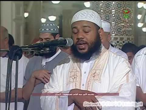 Abdul-muttalib ibn 'Ashura Taraweeh 2016 Algerie - Emotional