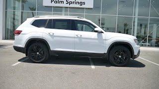 2018 Volkswagen Atlas Palm Springs, Palm Desert, Cathedral City, Coachella Valley, Indio, CA 575976