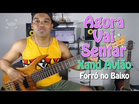FORRO NO BAIXO AGORA VAI SENTAR XAND AVIÃO - SANDRO LINS - MÚSICA NOVA