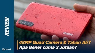 Review realme 5s | Tahan Air, 48MP Quad Camera, 5000mAh, & Snapdragon 665 = PAKET LENGKAP!