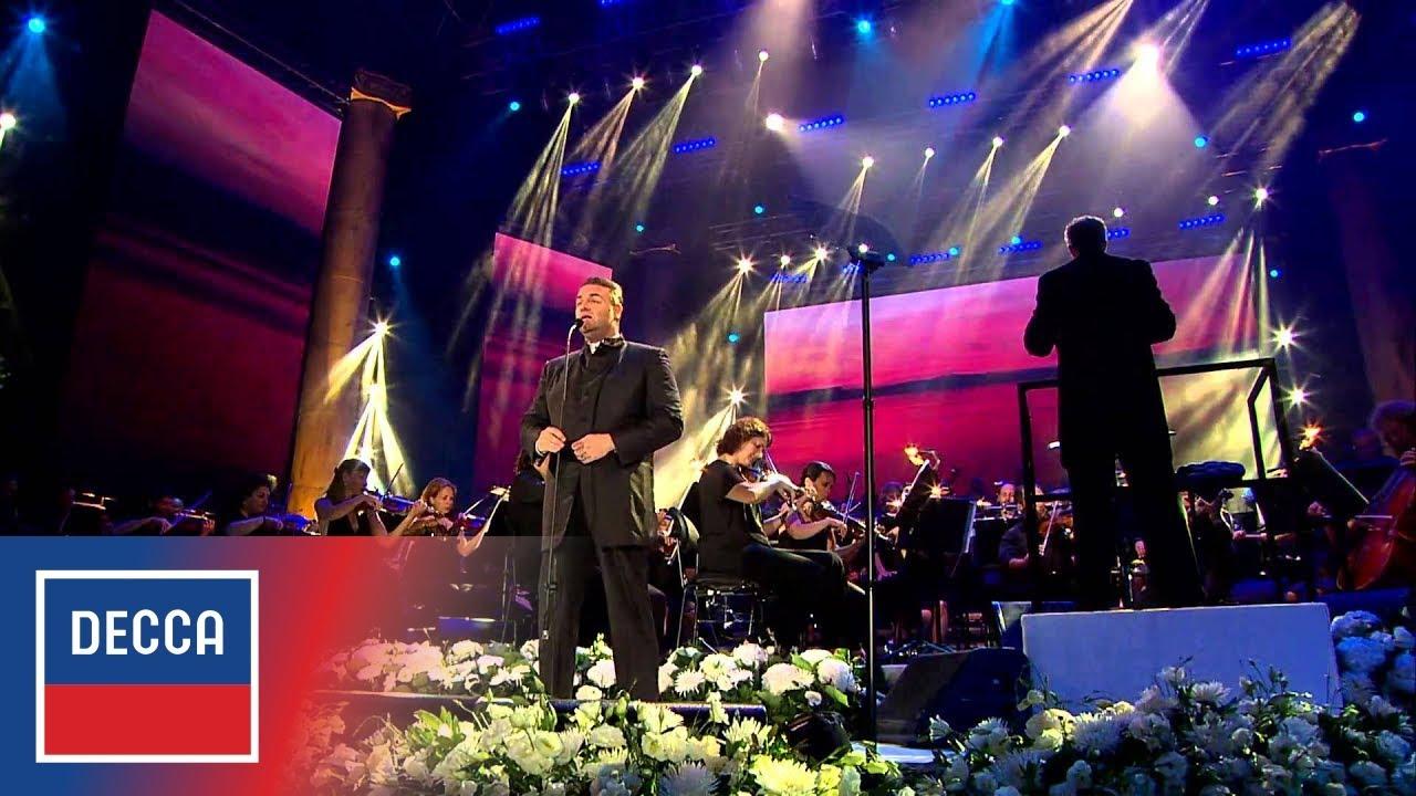 Joseph Calleja: 'Caruso' - Live in Malta, August 2013