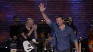 Hugh Jackman special guest at 'A Night Out With Friends' of Richard Marx