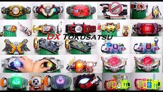 Kamen Rider FINAL Form  Kuuga- EX- Aid + Special 仮面ライダー ファイナルフォーム 2000- 2017クウガ- エグゼイド 変身アイテム スペシャル thumbnail