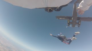 Skydiving AFF Course Levels 1 - 7