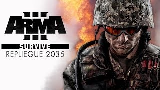 ARMA 3 - CAMPAÑA EPISODIO 1: SURVIVE: 1.- REPLIEGUE 2035