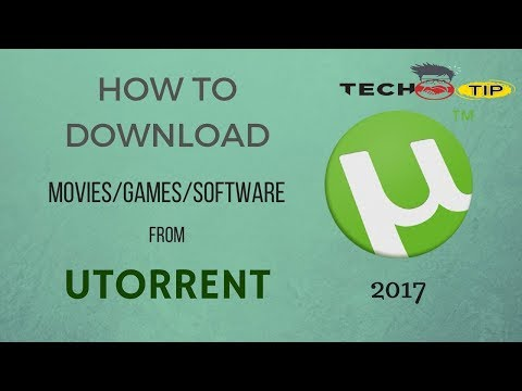 How To Download Movies, Games and Software using uTorrent/BitTorrent || Hindi