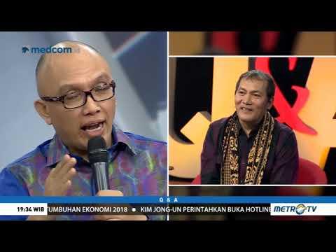 Q&A - Saut Situmorang: Beri Saya 20 Ribu Pegawai KPK Untuk Bersihkan Indonesia