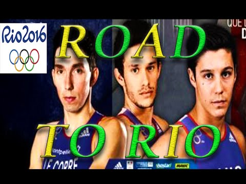 French Men Triathlon Olympic Team - Road To The Throne ᴴᴰ