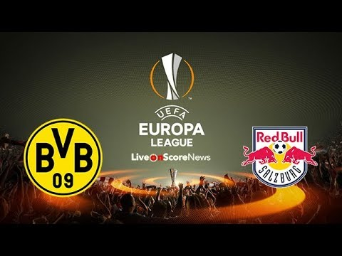 Borussia Dortmund Vs RED BULL Salzburg All 1 2 Goals & Highlights   Europa League HD 1