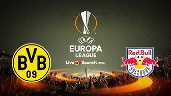 Borussia Dortmund vs RED BULL Salzburg All 1 2 Goals & Highlights   Europa League HD 1