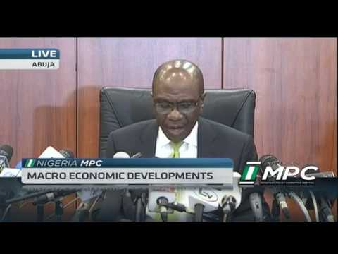 Nigeria central bank keeps benchmark interest rate at 14% ( Full Speech)