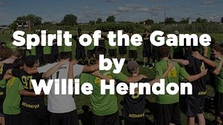 Spirit of the Game - 2001 Willie Herndon Mockumentary featuring Lady Godiva