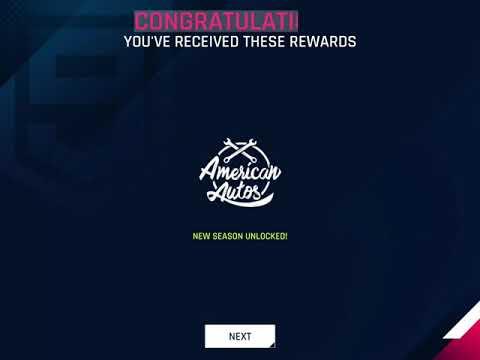 Asphalt 9 - Unlocking American Autos