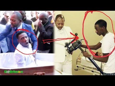 Lazarus Resurrected In Fake Pastor Alph Lukau's Miracle Identified