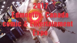 2017 Edmonton comic & Entertainment Expo