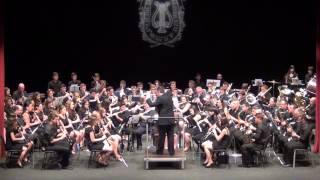 Fiesta española, pasodoble de Antonio Carmona- Banda Simfònica d\'Algemesí