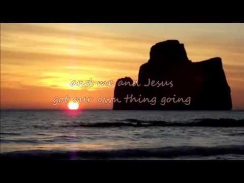 Brad Paisley - Me and Jesus (with lyrics)