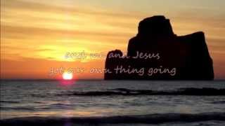 Brad Paisley - Me and Jesus (with lyrics)