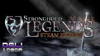 Stronghold  Legends: Steam Edition PC Gameplay 1080p