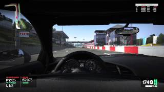 Project CARS - Keyboard Gameplay is Possible! (Manual Transmission)