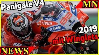 Ducati Panigale V4 + Winglets | Suzuki Ryuyo | BMW GS | News Zusammenfassung | Motorrad Nachrichten