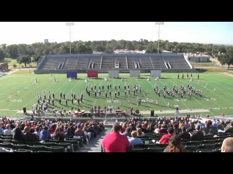 Frisco Centennial High School Marching Band - Splashes of Color (2009)
