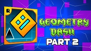 SUBSCRIBER SUNDAY!  Geometry Dash STRIKES AGAIN!