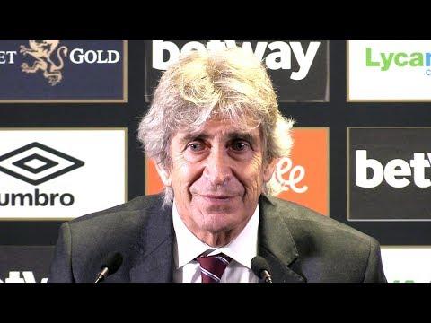 West Ham 1-0 Arsenal - Manuel Pellegrini Full Post Match Press Conference - Premier League
