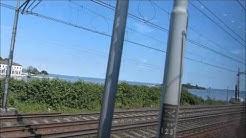 Train Geneve - Venise 2014
