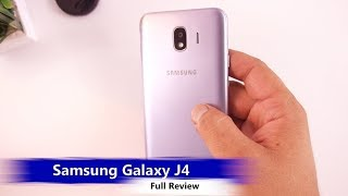 Samsung Galaxy J4 Full Review [Urdu/Hindi]
