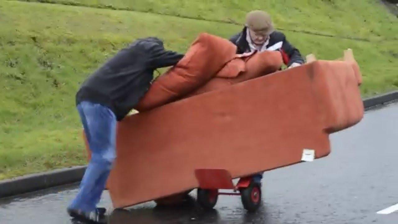 Broken Down Sofa, Drumquin   YouTube