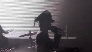 IAMX - I Come With Knives, Moscow, 2018-03-29