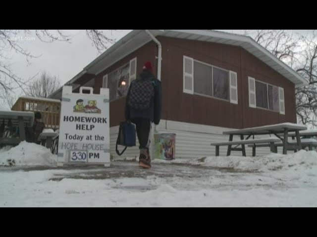 Inspired, family trades suburban home for trailer park