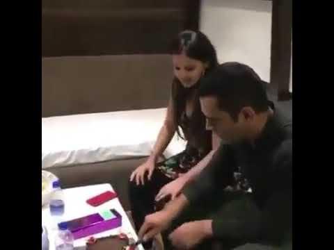 Sakshi Singh Dhoni // Birthday Cake cutting