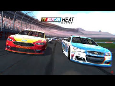 Nascar: Heat Mobile #1: The Best Nascar Racing Game Ever On Mobile